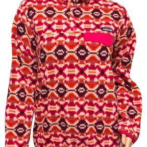 Patagonia Women Synchilla Snap-T Fleece Pullover M